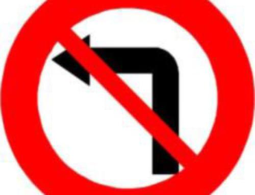 Biển báo cấm rẽ trái có cấm quay đầu xe không?