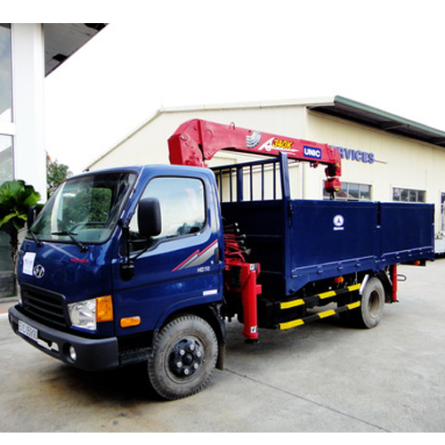 Xe tải cẩu dưới 3.5 tấn