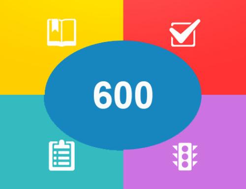 Mẹo thi bộ đề 600 câu